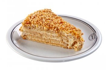 Torta Paulista – Torta de Amendoim