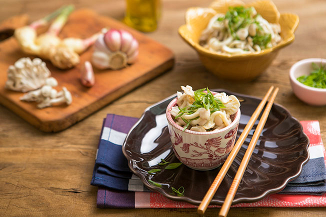 Conserva de Cogumelo Shimeji